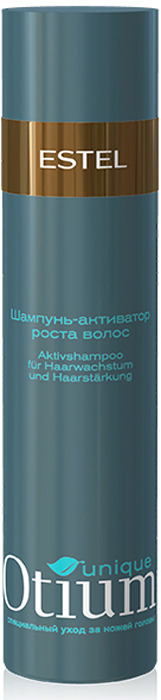 цена на Estel Otium Unique Шампунь-активатор стимулирующий рост волос 250 мл