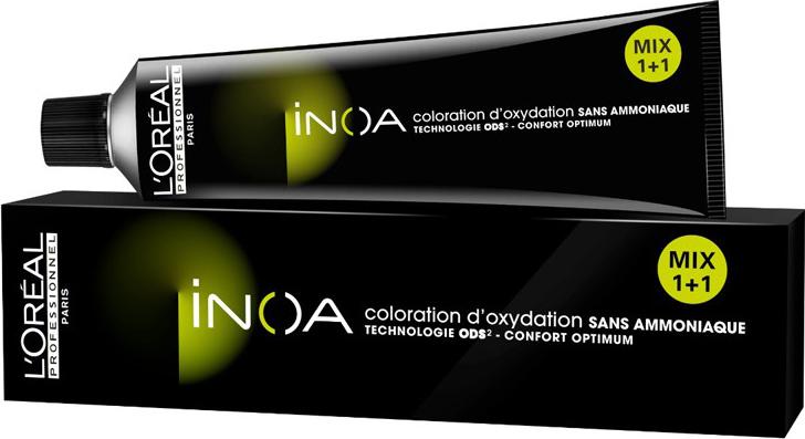 L'Oreal Professionnel Краска для волос Inoa ODS2, оттенок 7.34 Блондин золотистый медный, 60 мл