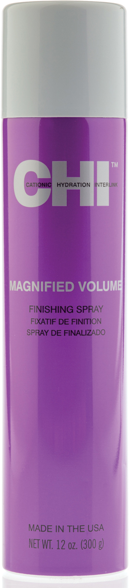 CHI Лак Усиленный объем Magnified Volume 340 г paul mitchell лак средней фиксации awapuhi finishing spray 75 мл