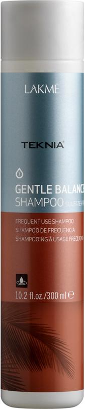 Lakme Шампунь для частого применения для нормальных волос Sulfate-Free Shampoo, 300 мл sexy hair sulfate free bright blonde shampoo объем 300 мл