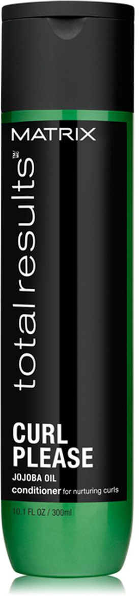 Matrix Total Results Curl Please Кондиционер с питательным маслом семян жожоба, 300 мл