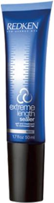 Redken Extreme Length Sealer Восстанавливающй уход для секущихся кочиков, 50 мл лосьон база для восстановления и ускорения роста волос extreme length primer 150 мл