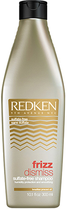 Redken Frizz Dismiss Шампунь 300 мл redken frizz dissmiss shampoo