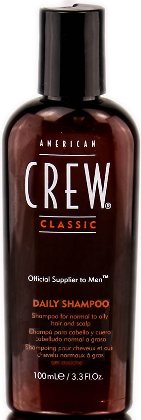 American Crew Classic Daily Shampoo Шампунь для ежедневного ухода, 100 мл
