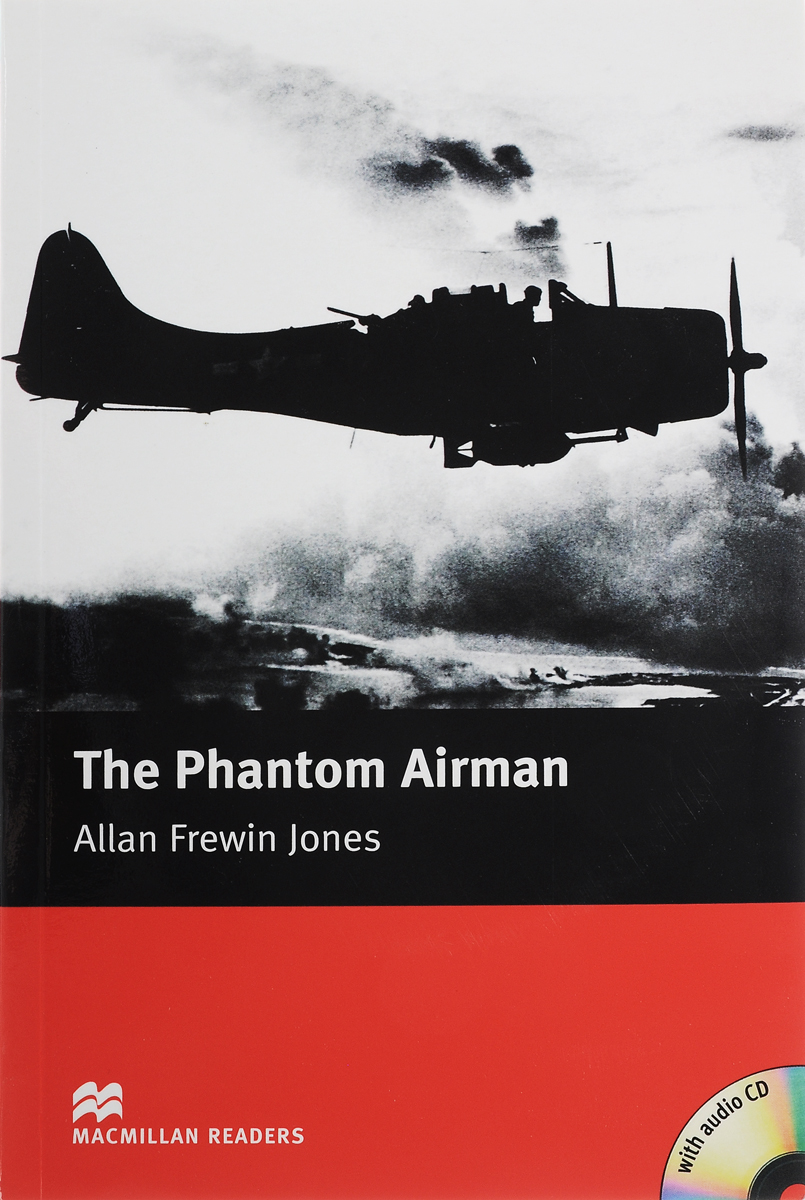 Allan Frewin Jones The phantom airman (+2CD) the phantom airman elementary level