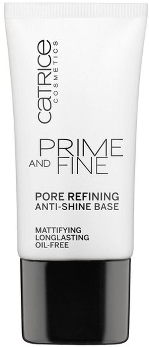 CATRICE Основа выравнивающая Prime And Fine Pore Refining Anti-Shine, 30мл