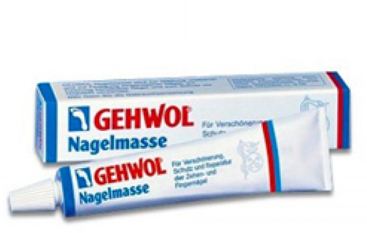 Gehwol Nagelmasse - Клей для ногтей 15 мл недорого