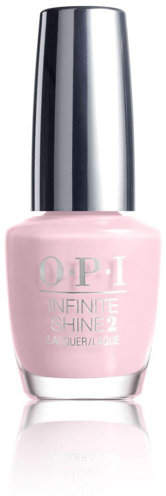 OPI Infinite Shine Лак для ногтей Pretty Pink Perseveres, 15 мл цена