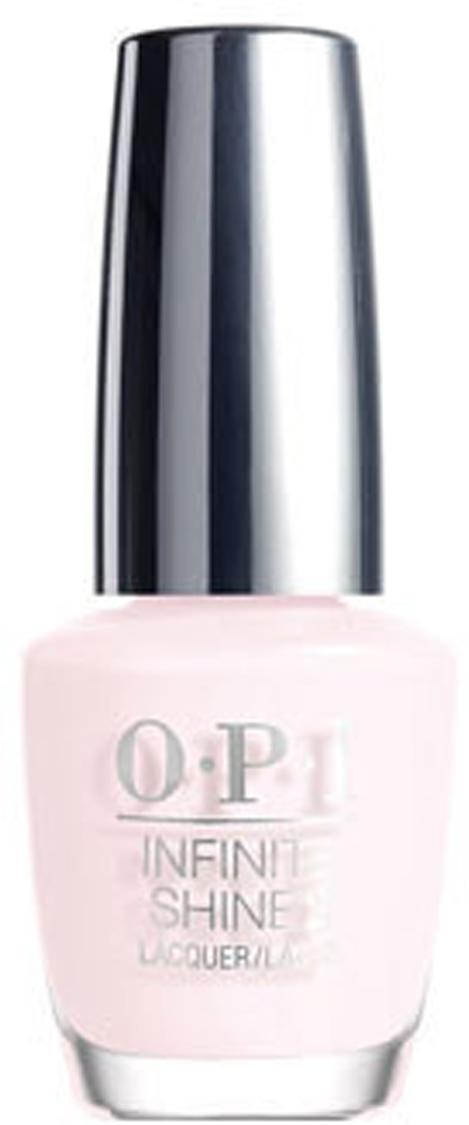 OPI Infinite Shine Лак для ногтей Beyond Pale Pink, 15 мл цена