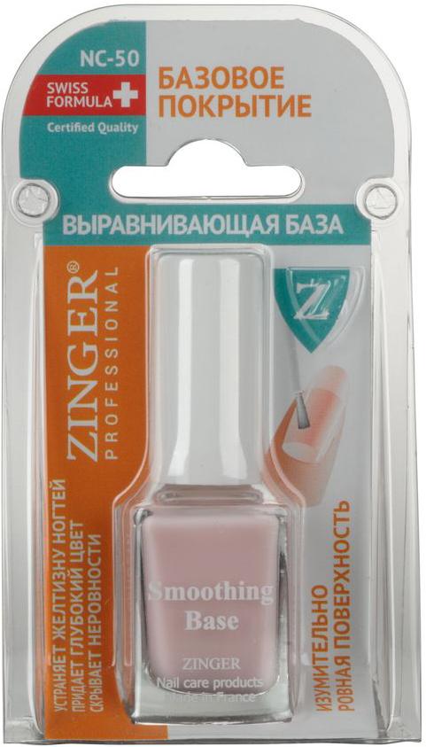 """Zinger Базовое покрытие """"Выравнивающая база"""" NC50, 12 мл"""