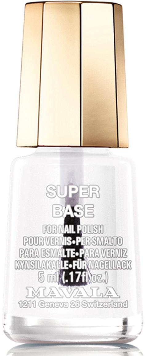 Mavala Супер основа под лак/Super Base 5 мл основа под лак mavala 002 5 мл