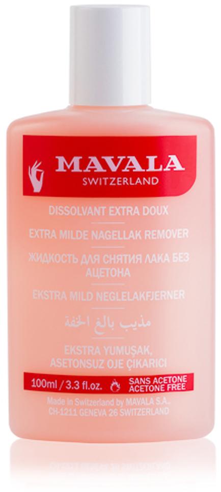 Mavala Жидкость для снятия лака Розовая Pink 100 мл dr nail жидкость для снятия лака кальций лимонное масло 65 мл
