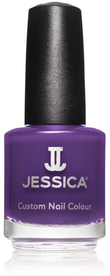 цена на Jessica Лак для ногтей №678 Pretty In Purple 14,8 мл