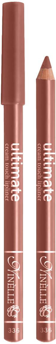 Ninelle Карандаш для губ Ultimate №336, 1,5 г карандаш h это мягкий или твердый