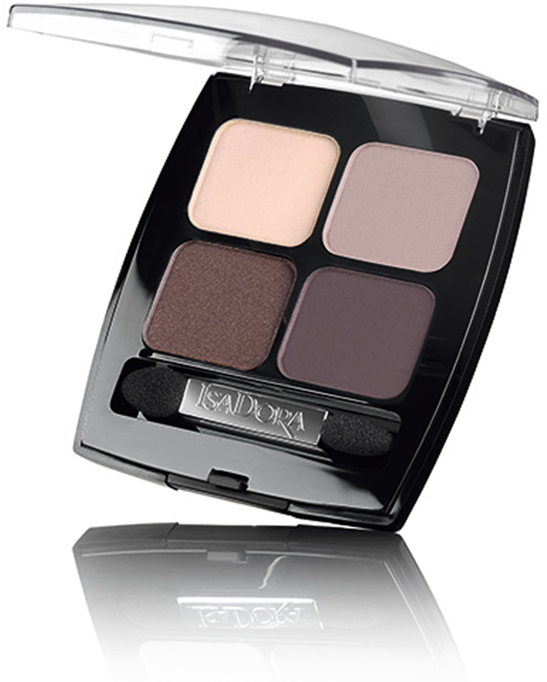 Isa Dora Тени для век Eye Shadow Quartet 44 5 г