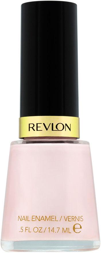 Revlon Лак для Ногтей Core Nail Enamel Frostiest pink 970, 14,7 мл revlon nail enamel лак для ногтей raven red
