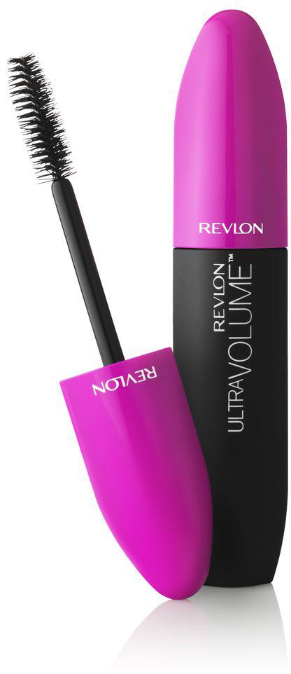 Revlon Тушь для Ресниц Объемная Водостойкая Mascara Ultra Volume Wp Blackest black 051 8,5 мл