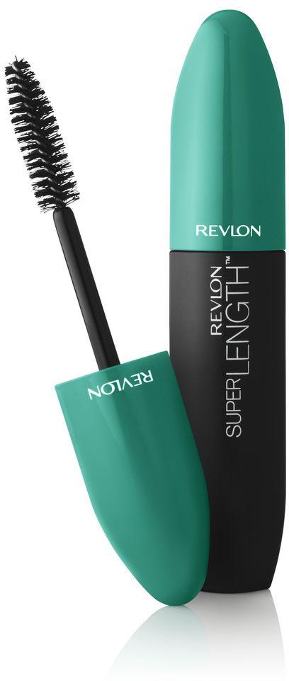 Revlon Тушь для Ресниц Удлиняющая Водостойкая Mascara Super Length Wp Blackest black 151 8,5 мл