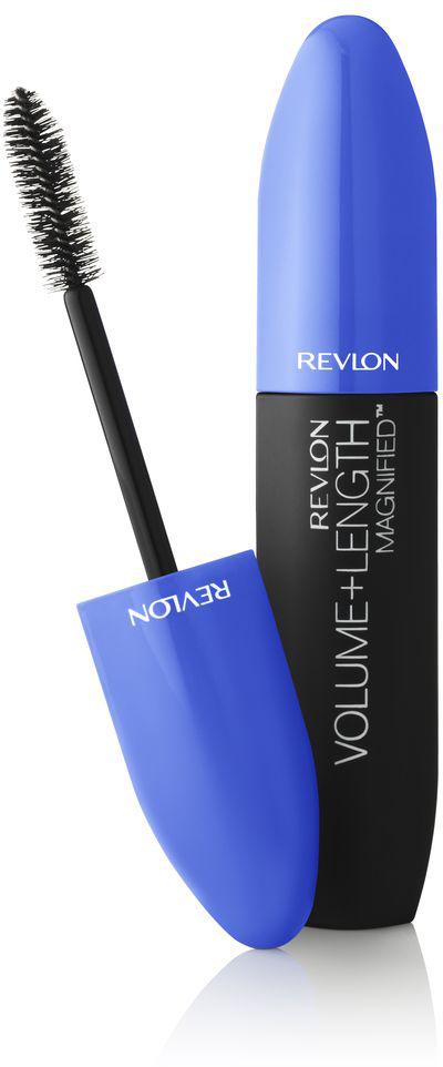 Revlon Тушь для Ресниц Объем+длина Mascara Volume + Length Magnified Nwp Blackest black 301 8,5 мл