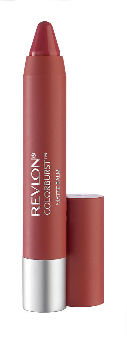Revlon Бальзам для Губ Матовый Colorburst Matte Balm Elusive 205 17 г