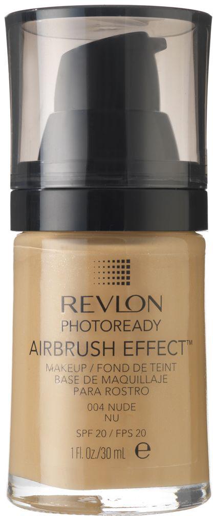 Revlon Тональный Крем Photoready Airbrush Effect Makeup Nude 004 30 мл