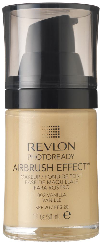 Revlon Тональный Крем Photoready Airbrush Effect Makeup Vanilla 002 30 мл