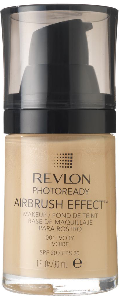 Revlon Тональный Крем Photoready Airbrush Effect Makeup Ivory 001 30 мл