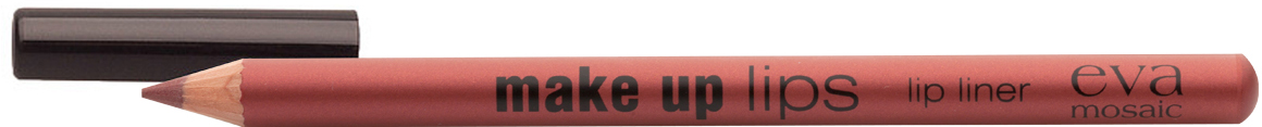 Eva Mosaic Карандаш для объема губ Make Up Lips, 1,1 г, Вишня685268Мягкий карандаш для губ создает четкий контур и подчеркивает цвет помады- комфортно наносится- содержит воски и питательные вещества для дополнительного ухода- не стирается и не размазывается в течение дня
