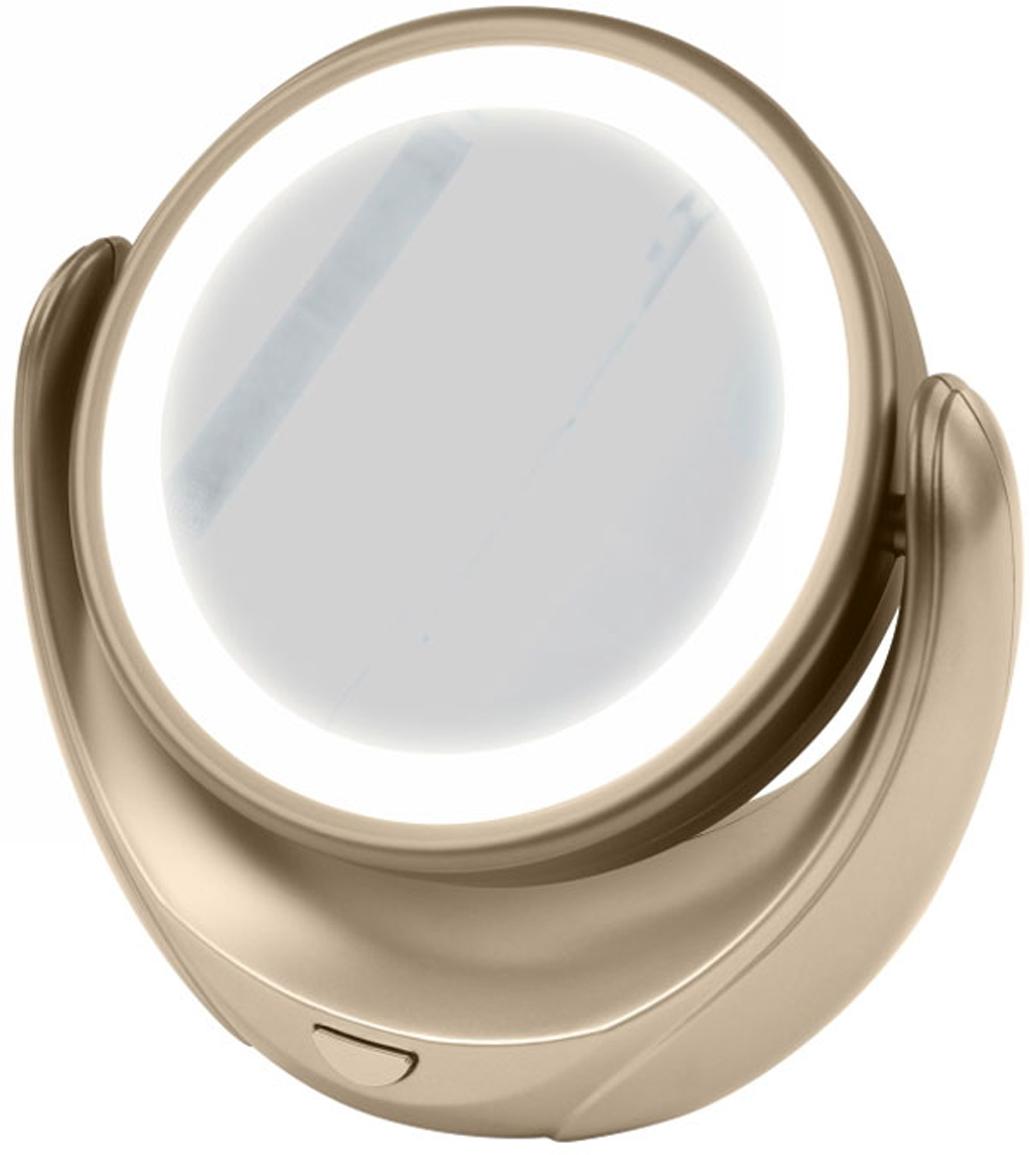 Marta MT-2653, Gold Pearl зеркало с подсветкой