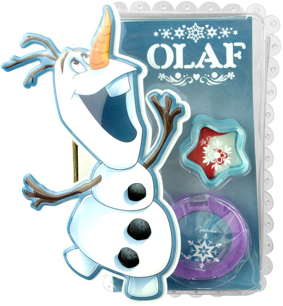 Markwins Игровой набор детской декоративной косметики Frozen Олаф 9606251 markwins набор детской косметики холодное сердце олаф