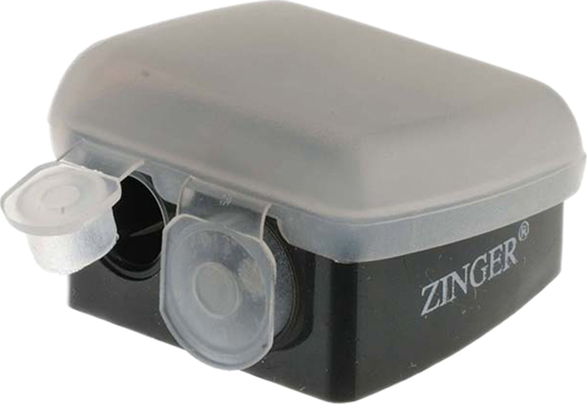 Zinger Точилка двойная zo-SH-19 zinger точилка двойная zo sh 21