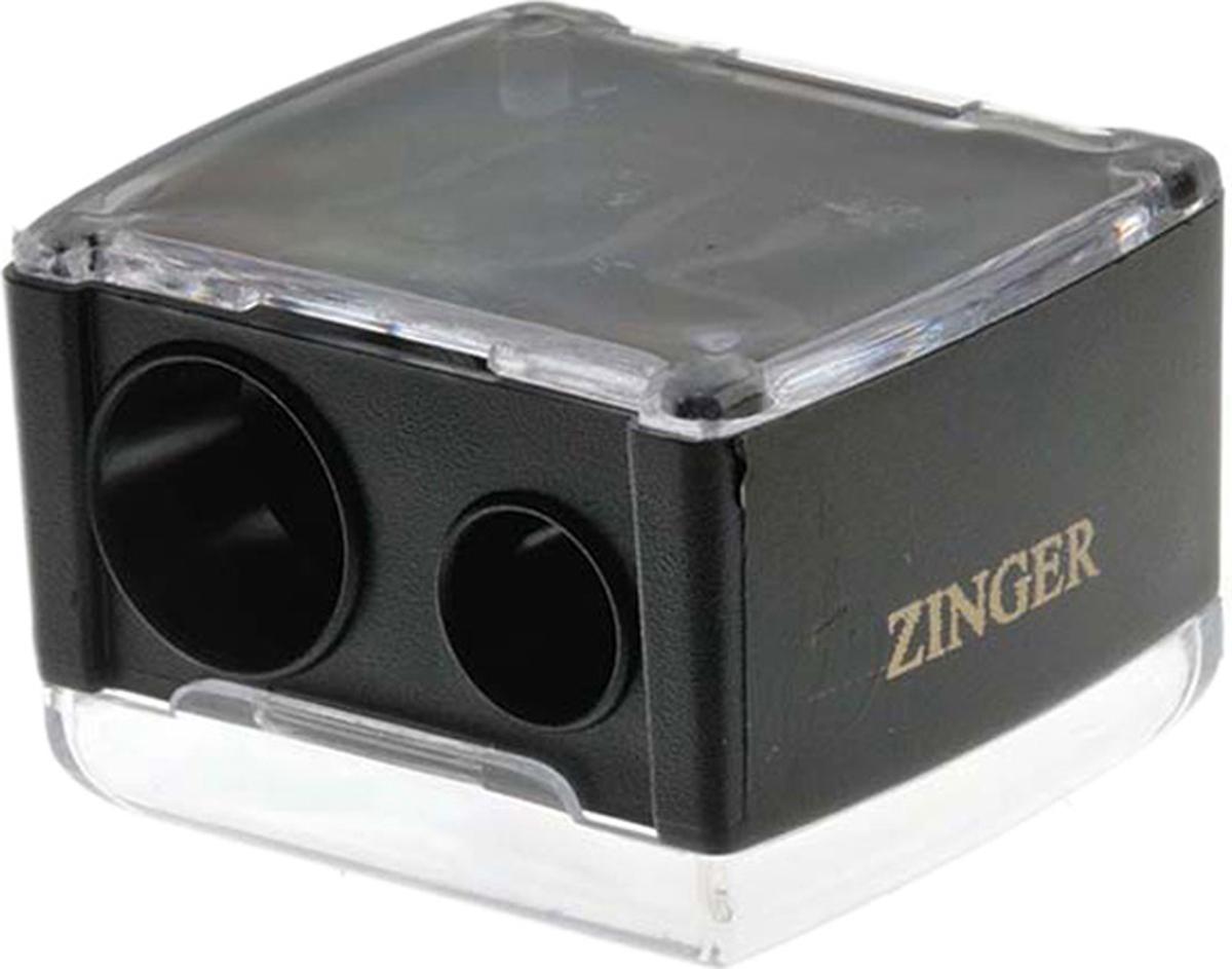 Zinger Точилка двойная zo-SH-22 zinger точилка двойная zo sh 21