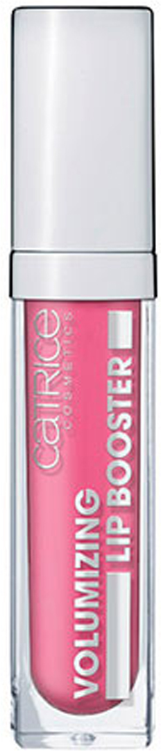 Catrice Блеск для губ Volumizing Lip Booster 030 Pink Up The Volume розовый 5 гр базы catrice volumizing ridge filler объем 10 мл