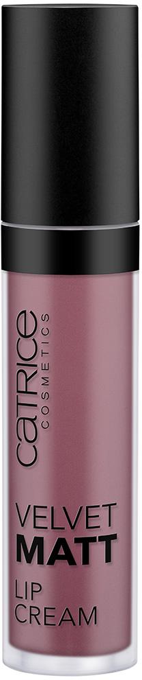 Catrice Помада-крем для губ Velvet Matt Lip Cream 030 Hazel-Rose Royce коричнево-розовый, 3.4 мл цена