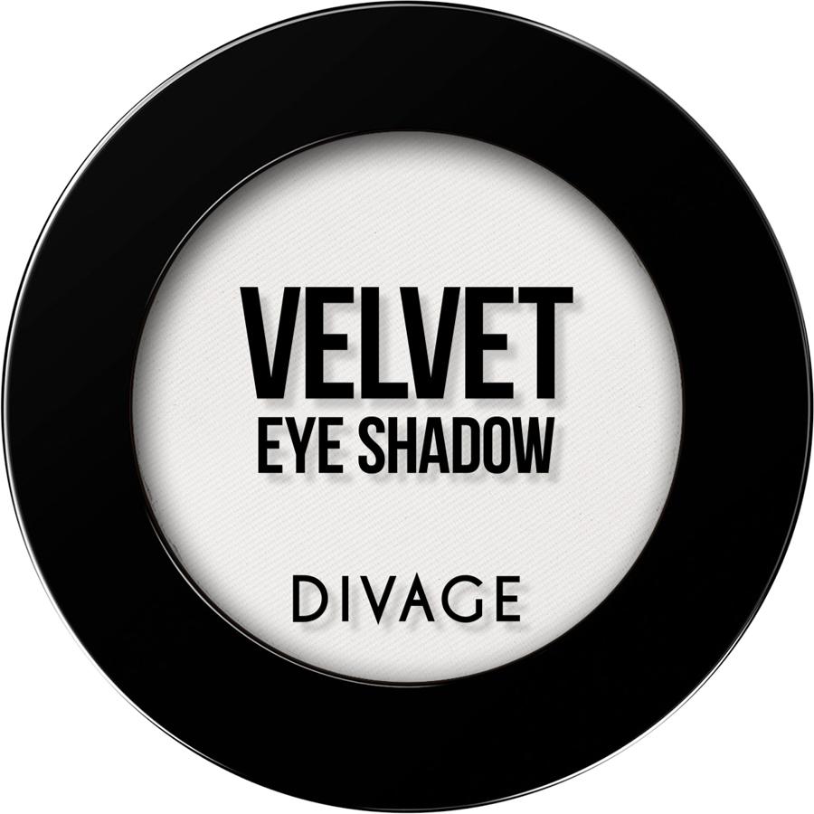 DIVAGE Матовые одноцветные тени для век VELVET , тон № 7303, 3 гр.