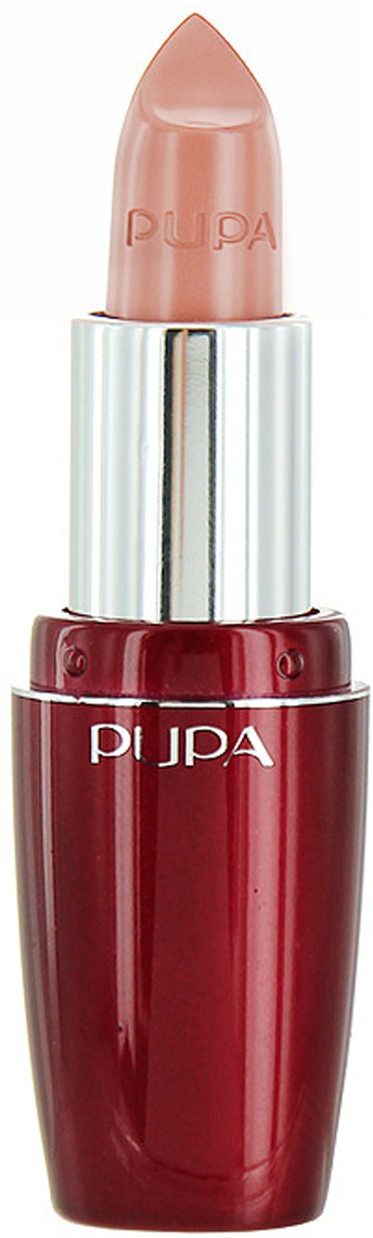 """PUPA Губная помада """"Pupa Volume"""", тон 101 телесный розовый , 3.5 мл."""