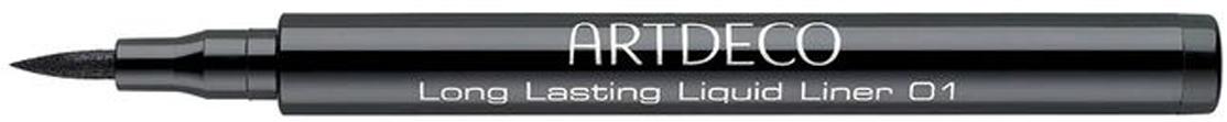 ARTDECO Подводка для век LONG LASTING 8 / СИНЯЯ, 1,5 мл. artdeco подводка для век high precision liquid liner тон 01 0 55 мл