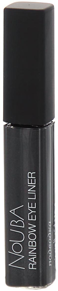 цена на Nouba Подводка для век Rainbow Eye Liner, тон №10, цвет: черный, 5 мл