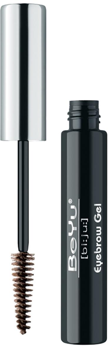 BeYu Гель для бровей, тон №1, цвет: черный, 6 мл36481Гель BeYu является профессиональным средством, которое придает бровям необходимую форму, красивый и ухоженный вид. Щеточка с прореженным ворсом равномерно распределяет гелевую текстуру, нежно расчесывает брови и фиксирует их направление. Питательные компоненты в составе геля сохраняют мягкость бровей в течение всего дня. Особенность геля - в его оттенках. Он создан специально для разных типов внешности: для брюнеток, блондинок и шатенок. Рекомендуем!