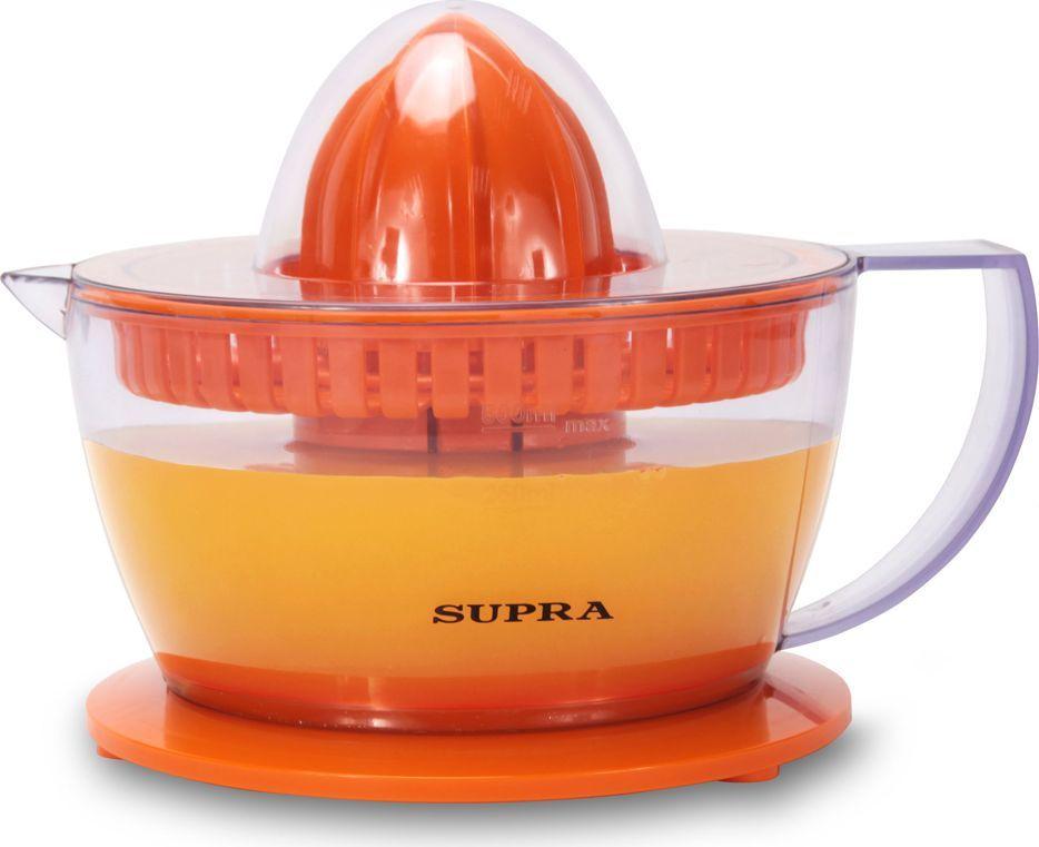 Соковыжималка Supra JES-1027, Orange соковыжималка supra jes 1027 25 вт оранжевый
