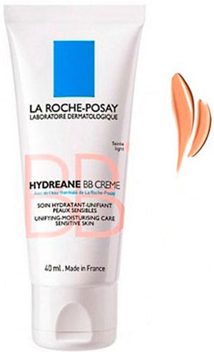 La Roche-Posay ВВ крем Hydreane Натурально-бежевый тон SPF20, 40 млM5454900ВВ крем для для всех типов чувствительной кожи на основе Термальной воды La Roche-Posay. Это ВВ крем, который не только выравнивает цвет лица, но и ухаживает за кожей, одновременно защищая ее от воздействия окружающей среды. Сияющий, ровный и абсолютно естественный цвет лица получается за счет миинеральных микро-пигментов, которые буквально тают на коже. В результате чувствительная кожа защищена, успокоена и увлажнена. Приятная нежирная текстура крема делает кожу мягкой и эластичной. Некомедогенно. Гипоаллергенно. Протестировано под контролем дерматологов. Рекомендуется наносить на очищенную кожу лица в качестве ежедневного увлажняющего ухода или основы под макияж. Избегать области вокруг глаз. Только для наружного применения. Рекомендуем!