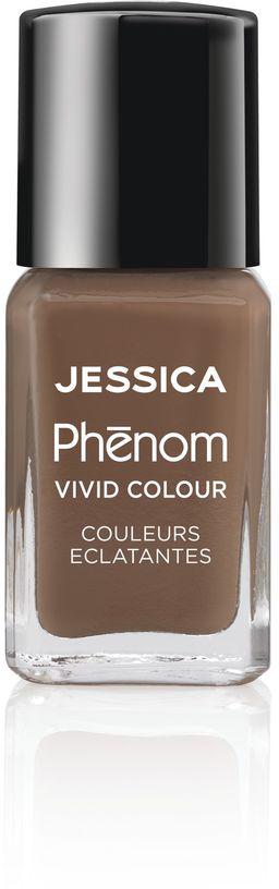 Jessica Phenom Лак для ногтей Vivid Colour Cashmere Creme № 13, 15 мл jessica phenom лак для ногтей vivid colour barbie pink 20 15 мл