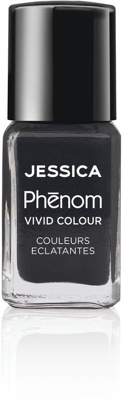 Jessica Phenom Лак для ногтей Vivid Colour Caviar Dreams № 14, 15 мл jessica phenom лак для ногтей vivid colour barbie pink 20 15 мл