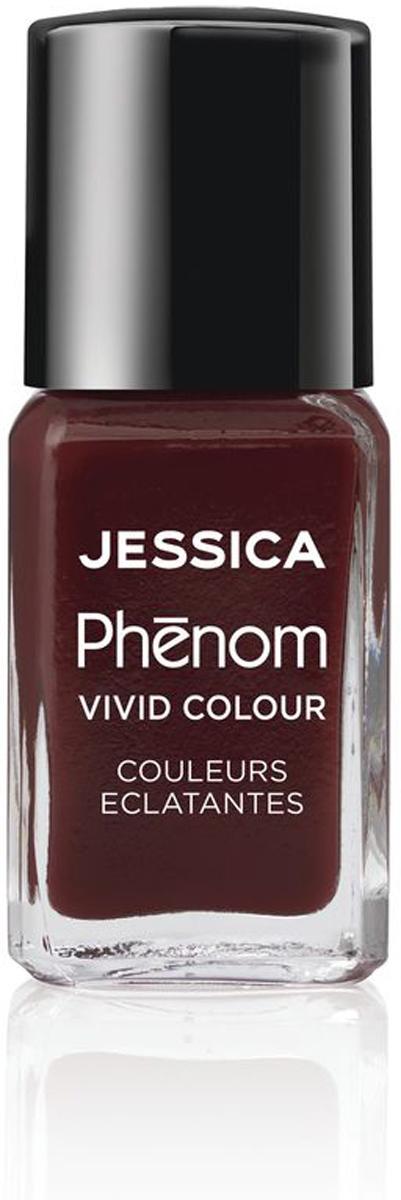 Jessica Phenom Лак для ногтей Vivid Colour Well Bred № 15, 15 мл jessica phenom лак для ногтей vivid colour barbie pink 20 15 мл