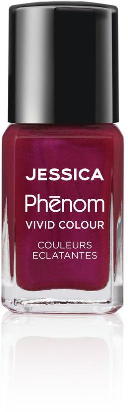 "Jessica Phenom Лак для ногтей Vivid Colour ""The Royals"" № 17, 15 мл"