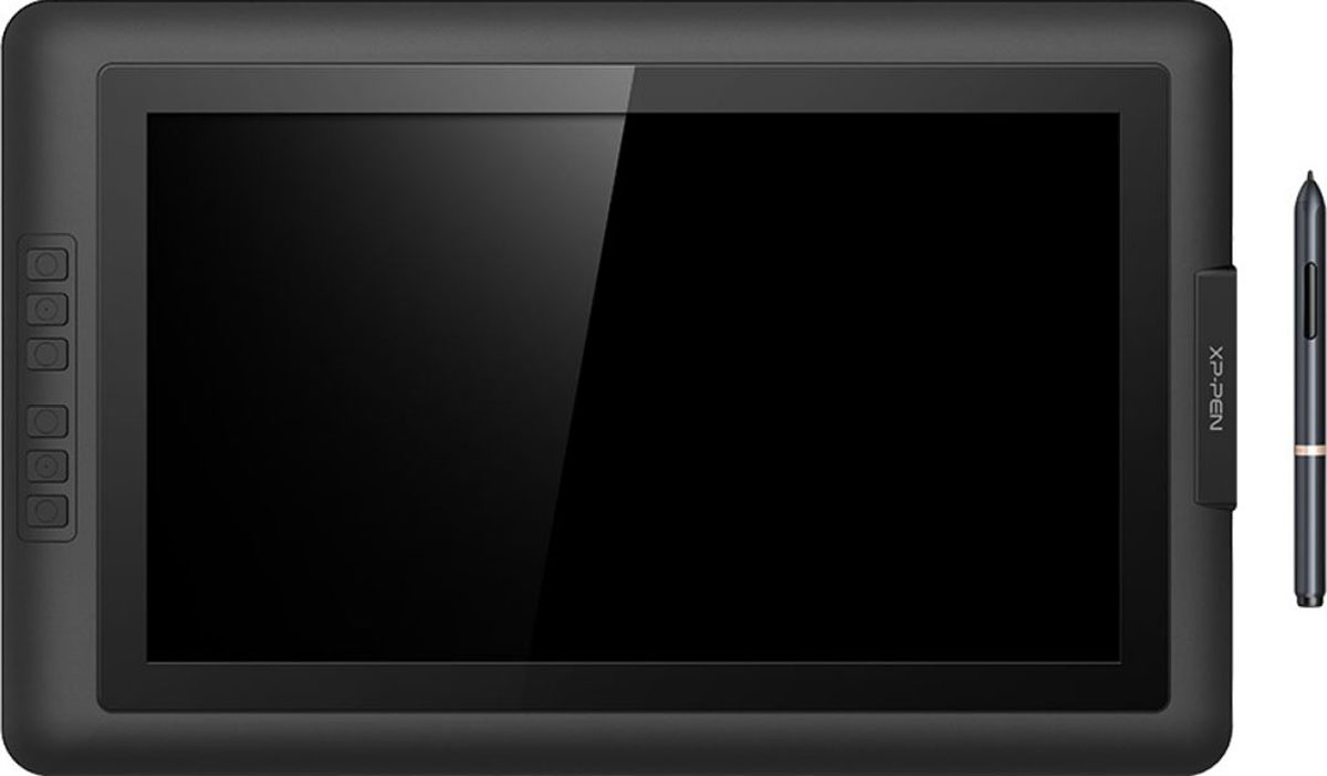 Графический планшет-монитор Xp-Pen Artist 15.6, Black драйвера под xp для ноутбуков