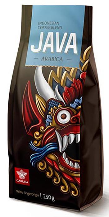 Garuda Java кофе в зернах, 250 г недорго, оригинальная цена
