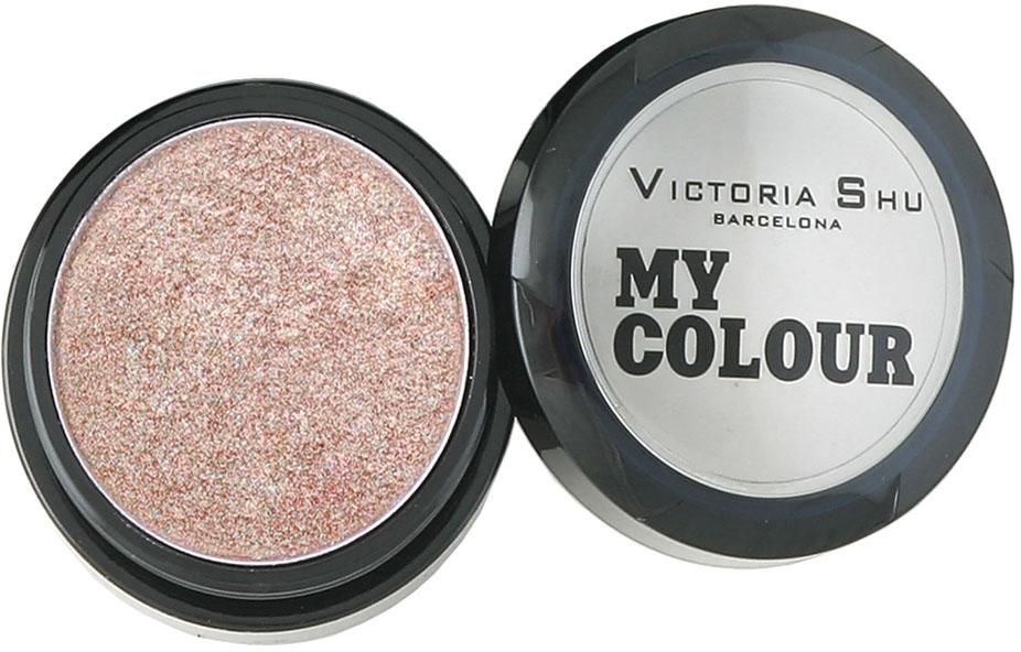 Victoria Shu Тени для век My Colour, тон № 520, 2,5 г тени victoria shu тени для век my colour 519