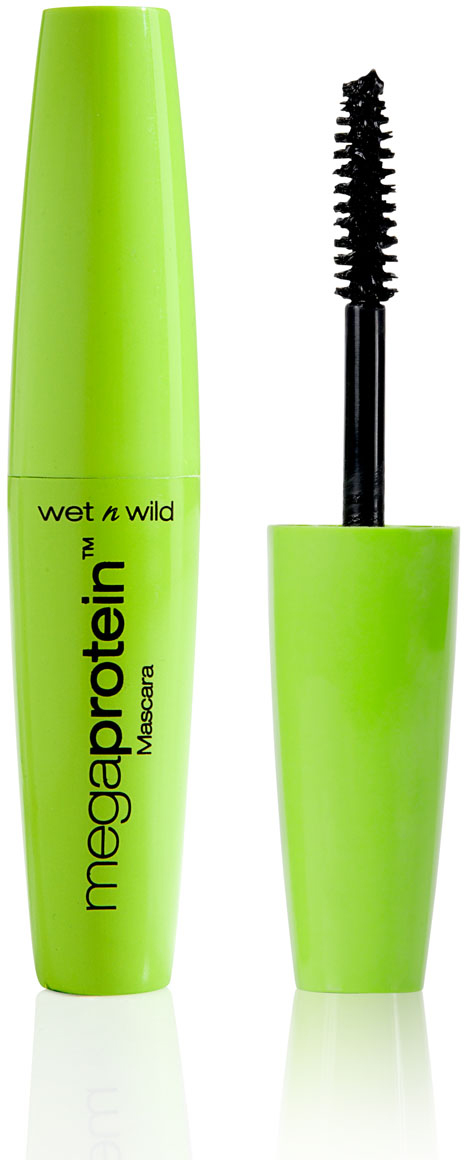 цена на Wet n Wild Тушь Для Ресниц Mega Protein Mascara very black 8 мл