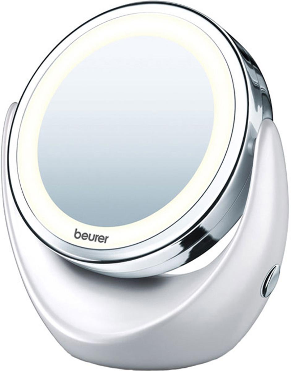 Настольное косметическое зеркало Beurer BS49 косметическое зеркало на кронштейне heritage aha16